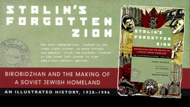 Founder of the first jewish homeland - Josef Stalin - mass murderer - Birobidzhan was Stalin's ZION