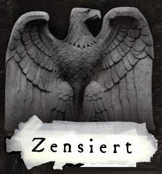 ZENSIERT ADLER WIDERAUFSTIEG ORIGINAL