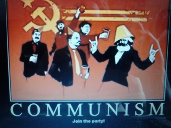 communism join the party